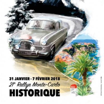 Rallye Monté Carlo Historique