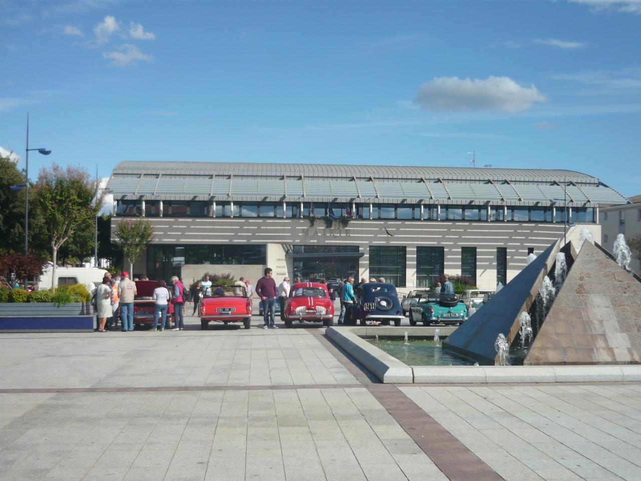 Journ e du patrimoine 2017 devant la mairie de portes l s valence 05 - Mairie de portes les valence ...